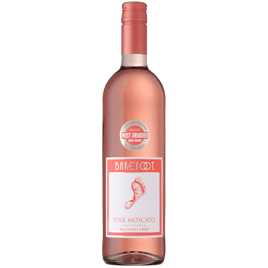 Barefoot Pink Moscato 20ml