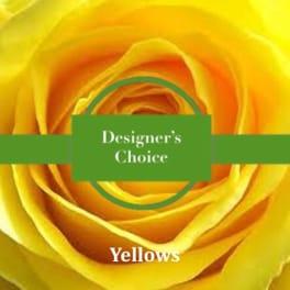 Designers Choice Yellow