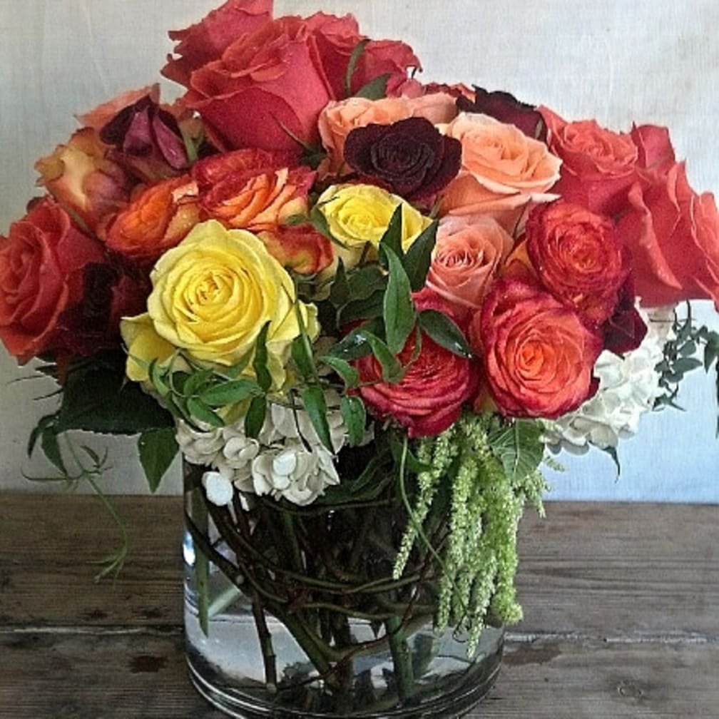 Burbank Florist Flower Delivery By The Enchanted Florist