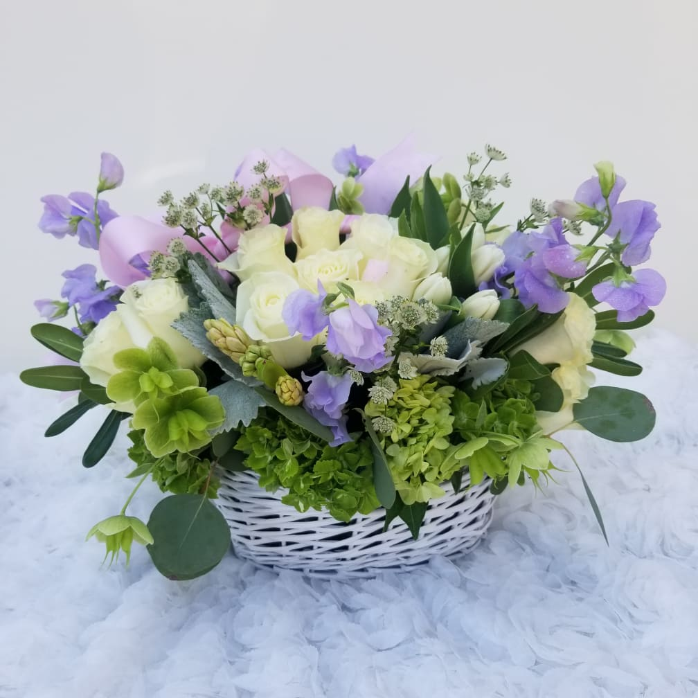 Los Angeles Florist Flower Delivery By La Fleur By Tracy