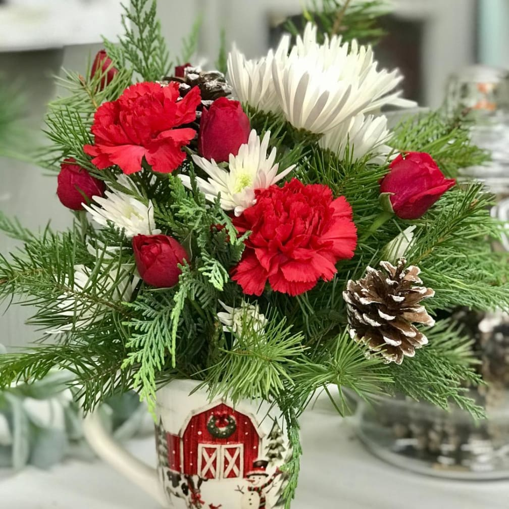 Shawnee Florist Flower Delivery By Graves Floral