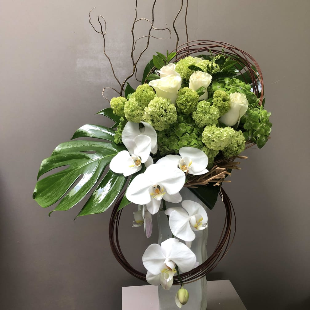 Los Angeles Florist Flower Delivery By Effusive Flowers