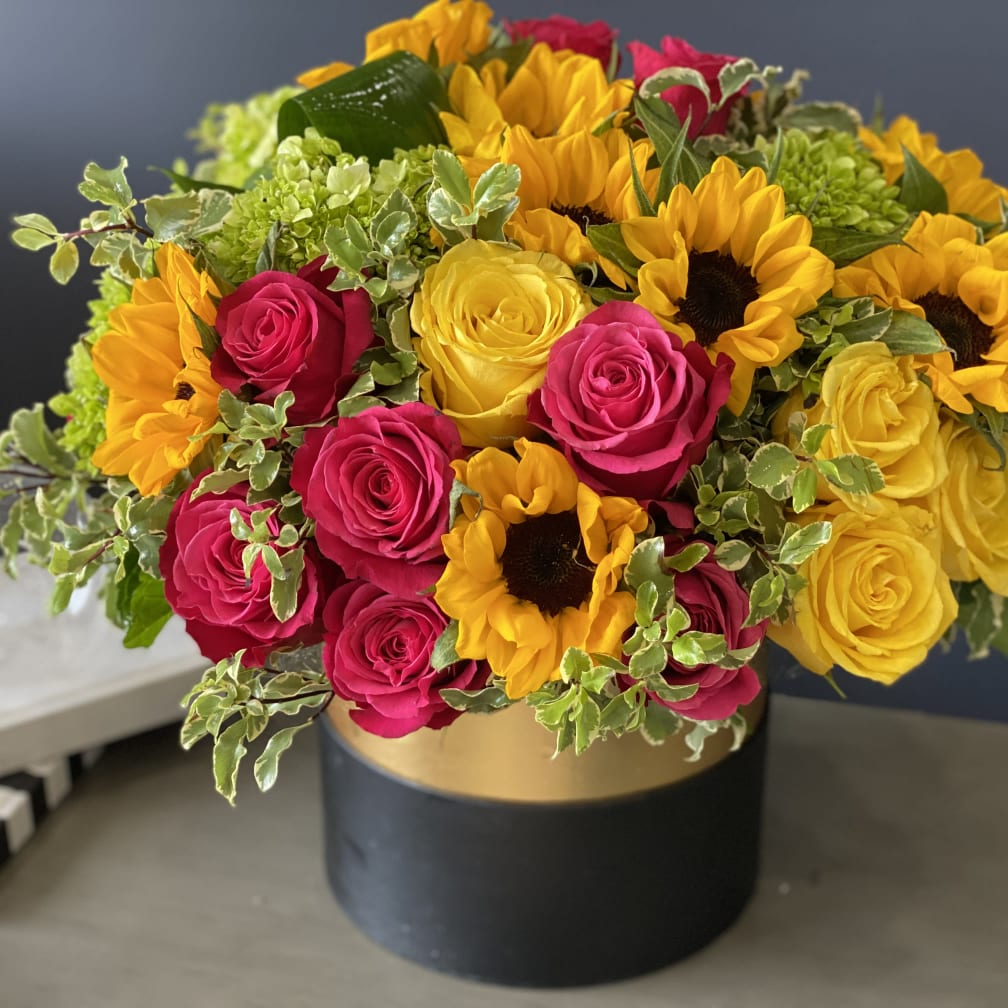 Miami Florist Flower Delivery By Luxury Flowers Miami
