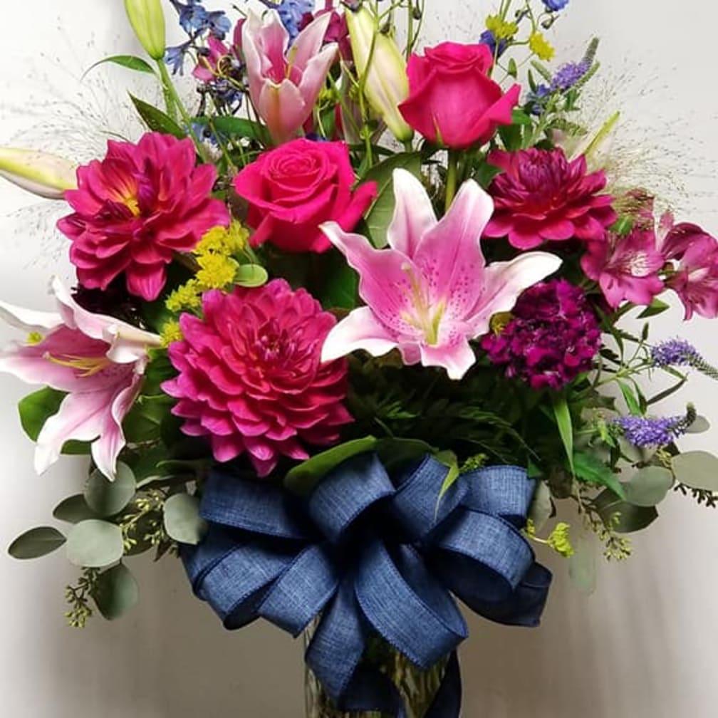 Grand Garden Bouquet
