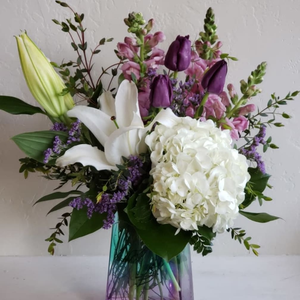 Gradient Garden Bouquet