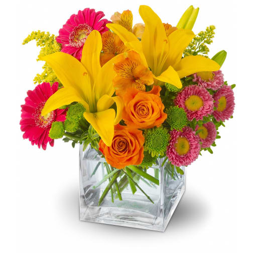 Natick Florist Flower Delivery By Posies Of Wellesley