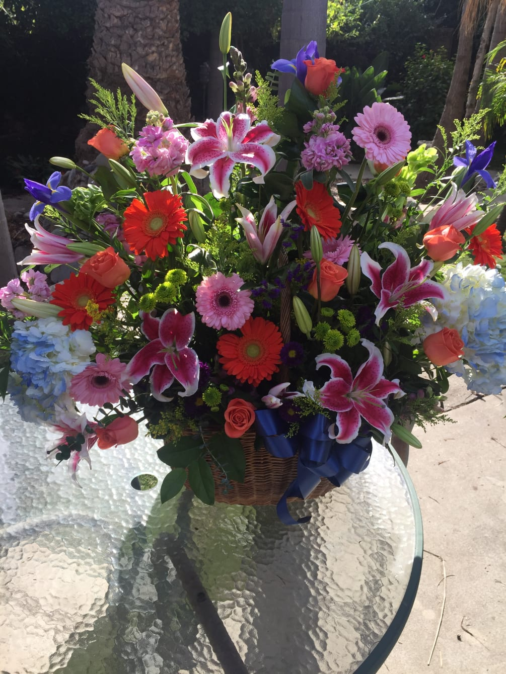 On Sale Was 130 Big Basket Of Beauty By Flowers Pronto