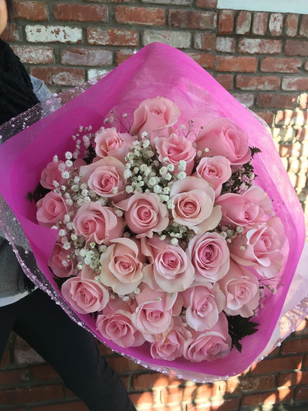 Sweetheart Bouquet By Bee S Flowers