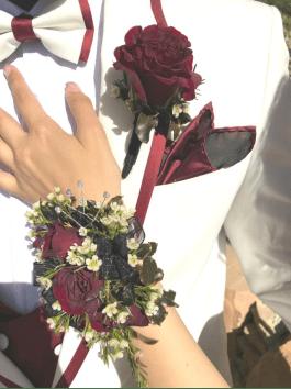 Corsage Boutonniere Beach wedding Wedding Prom Lake wedding Homecoming