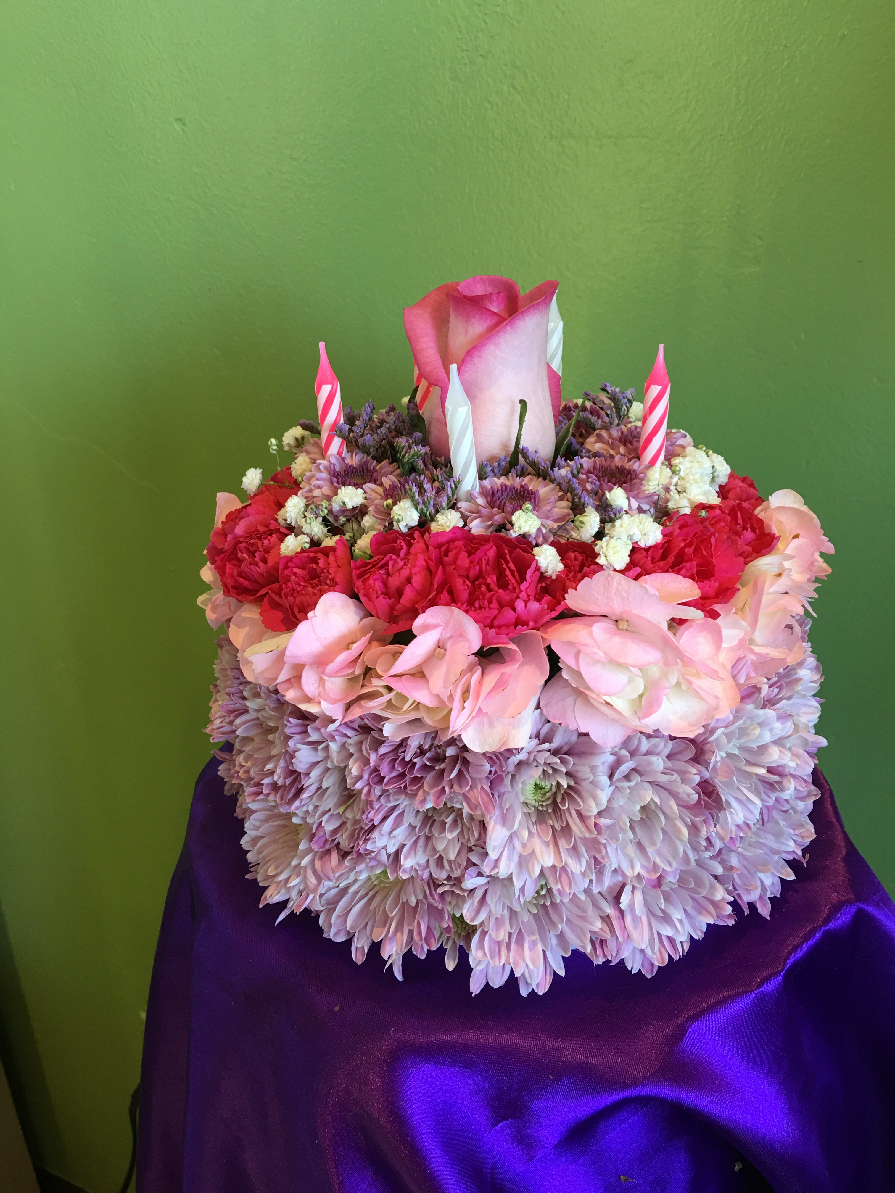 Birthday Cake In San Diego CA