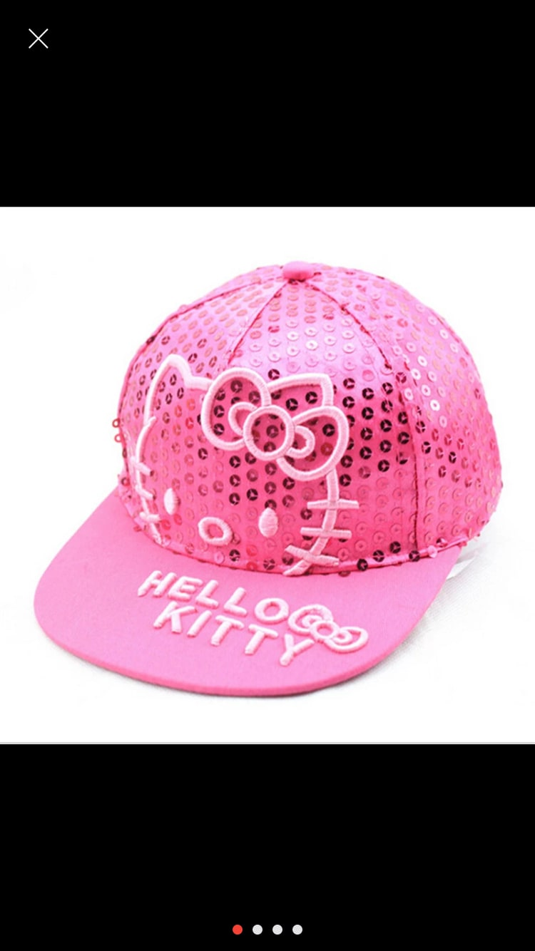 591d927f2 Pink Hello Kitty Hat in Salinas, CA | Destiny's Precious Gifts