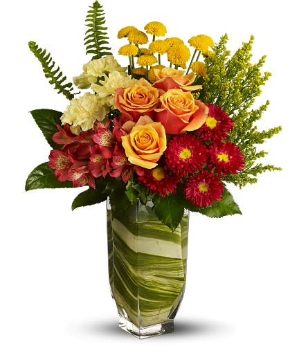 Cosmic Blooms In Metuchen Nj Gardenias Floral