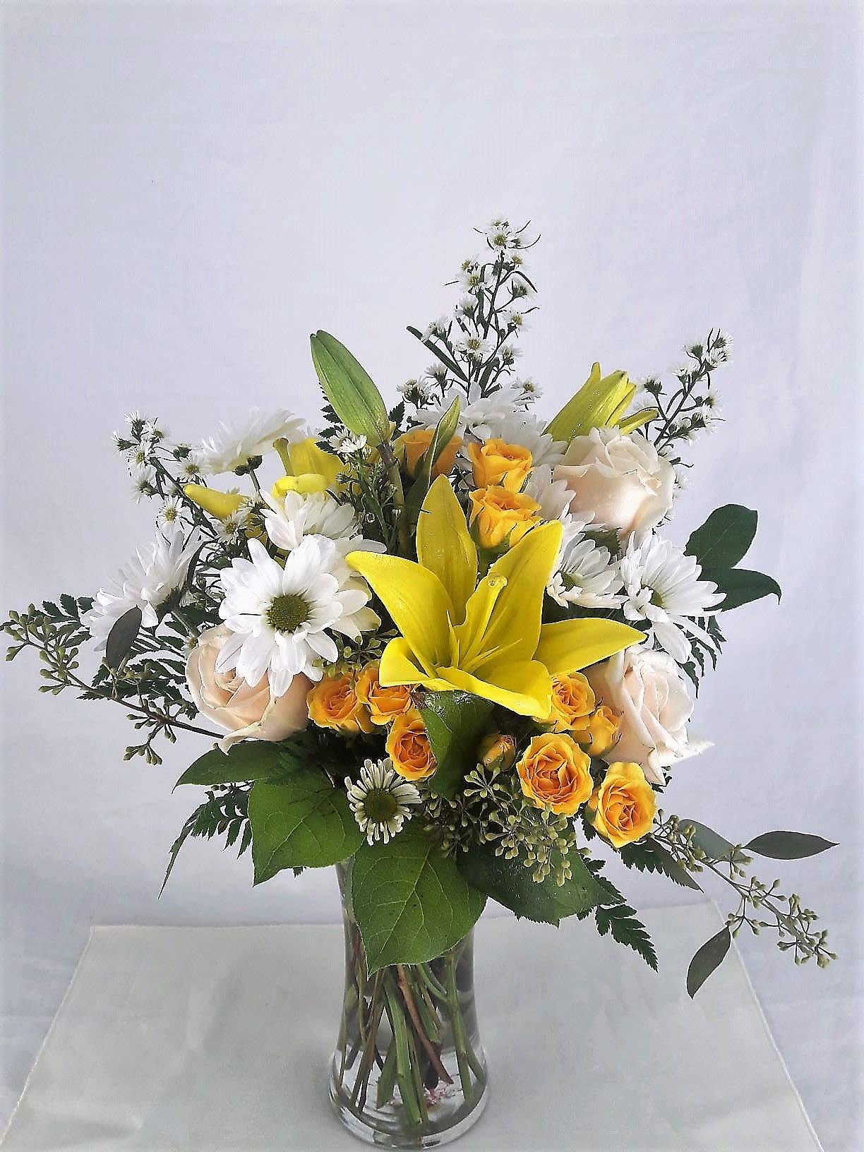 Sunshine & Sunbeams in Melbourne, FL | Buds & Bows Floral Design