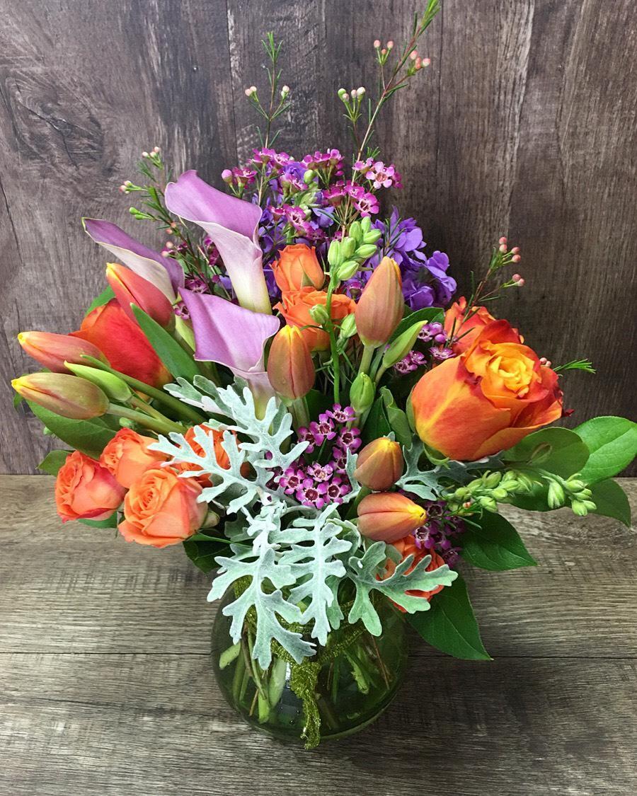 Poetic Posies In Seattle Wa University Village Florist