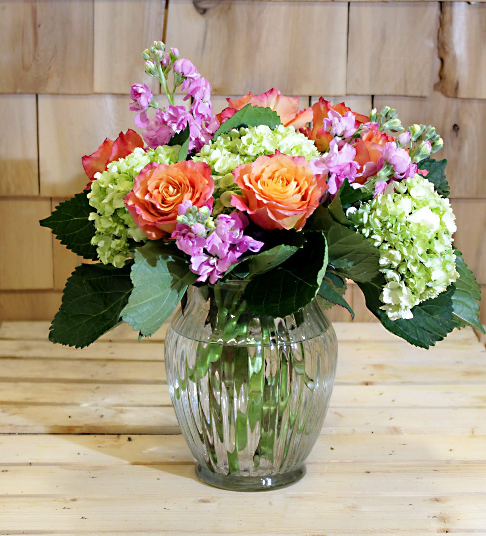 Free Spirit By Market Fresh Flowers