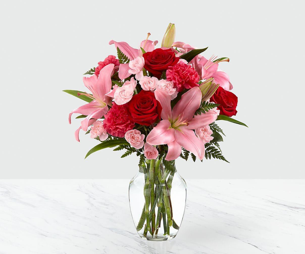 Hearts Emotions Bouquet in Rockville, MD   Koko Florist