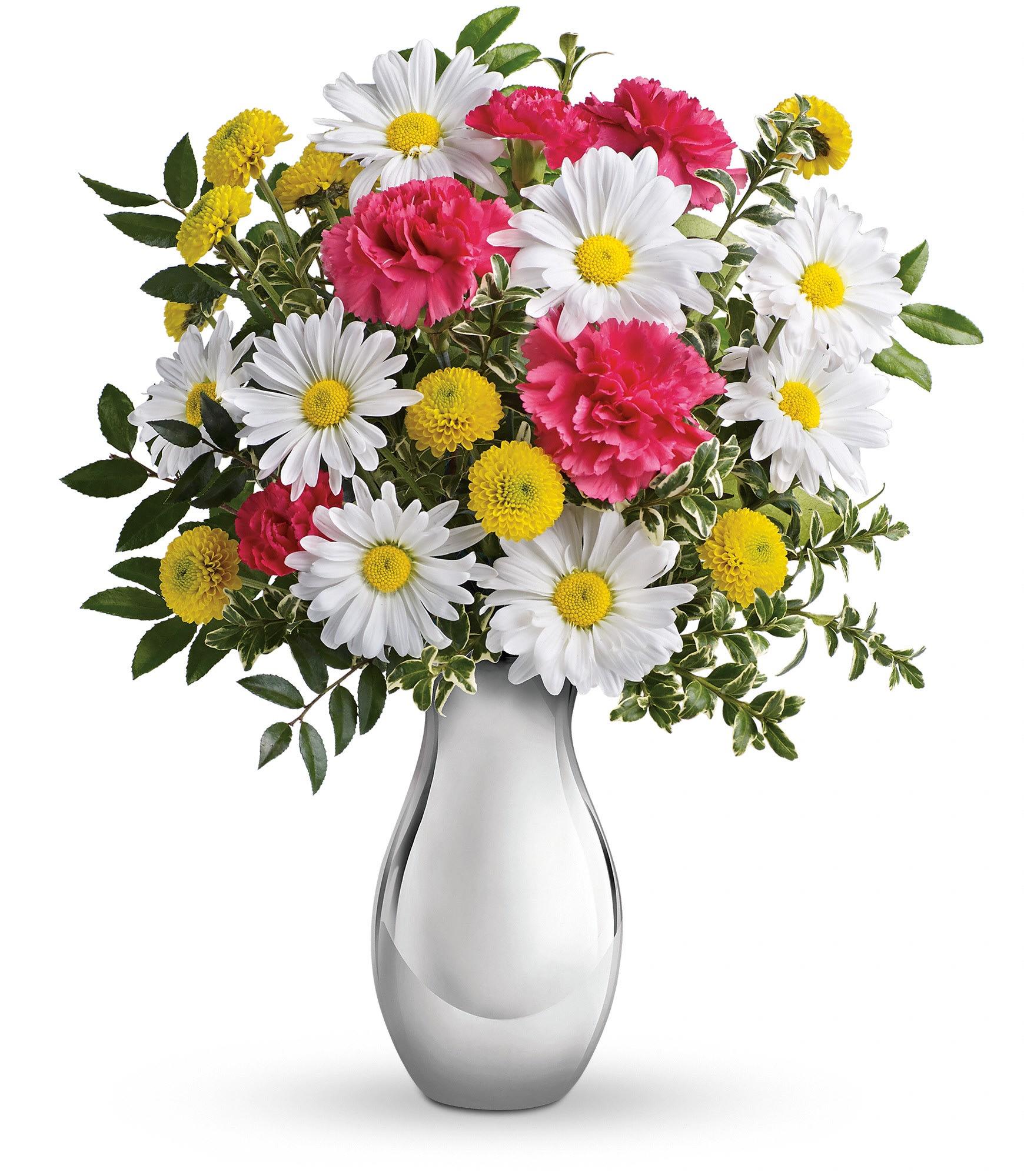 Just Tickled Bouquet In Metuchen Nj Gardenias Floral