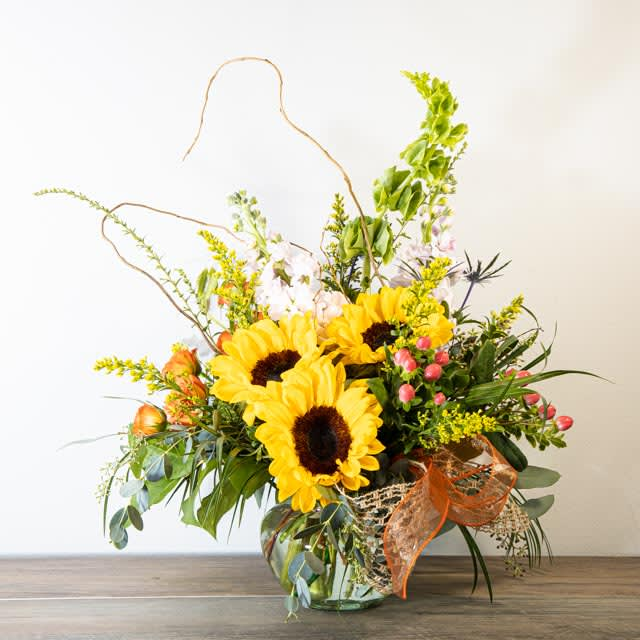 Sun Fleurs In Greenville Sc Dahlia A Florist