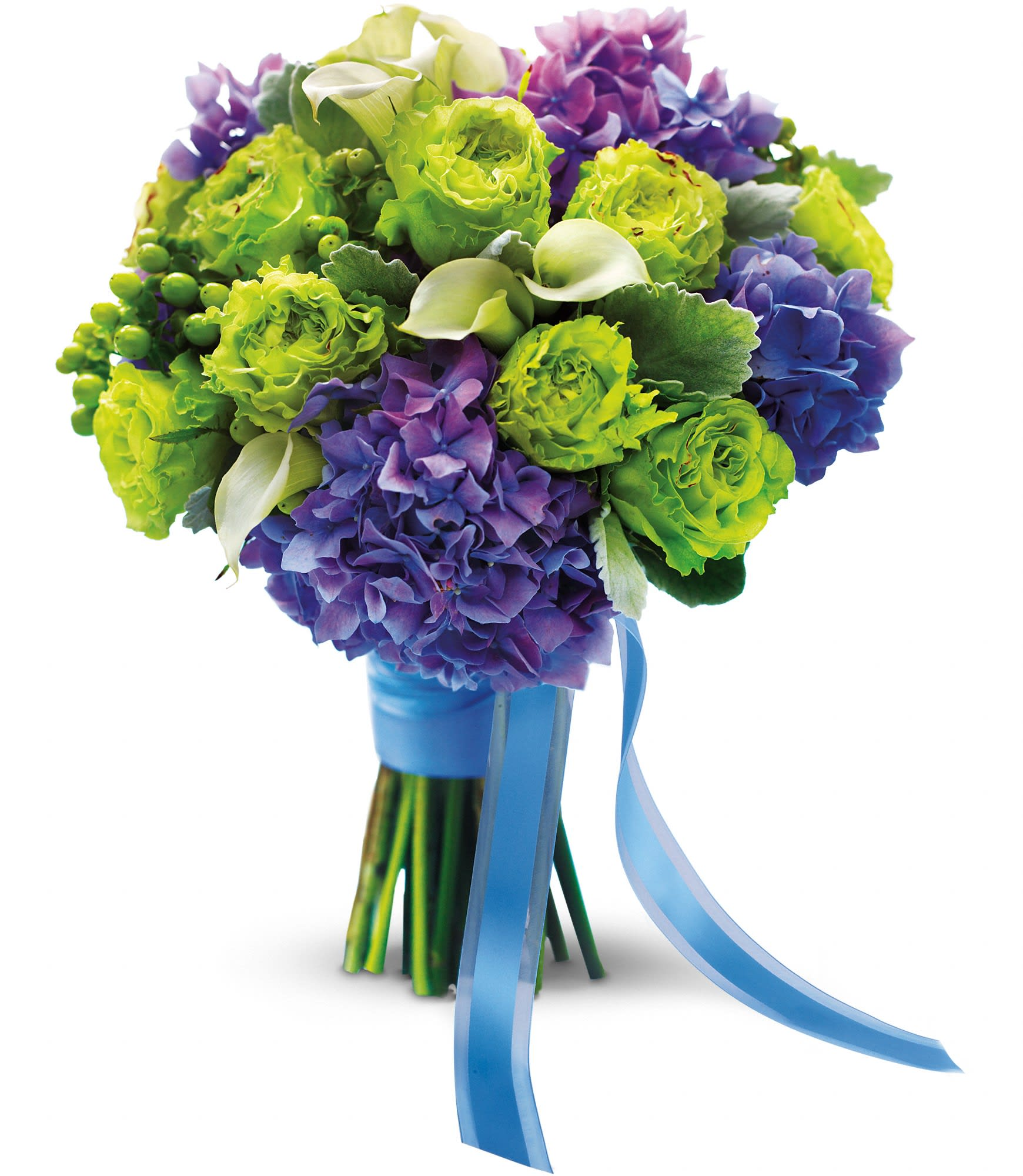 Luxe Lavender And Green Bouquet In Anoka Mn Main Floral