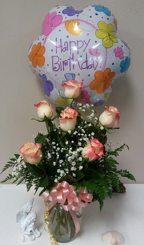 Happy Birthday To You By Weathers Flower Market
