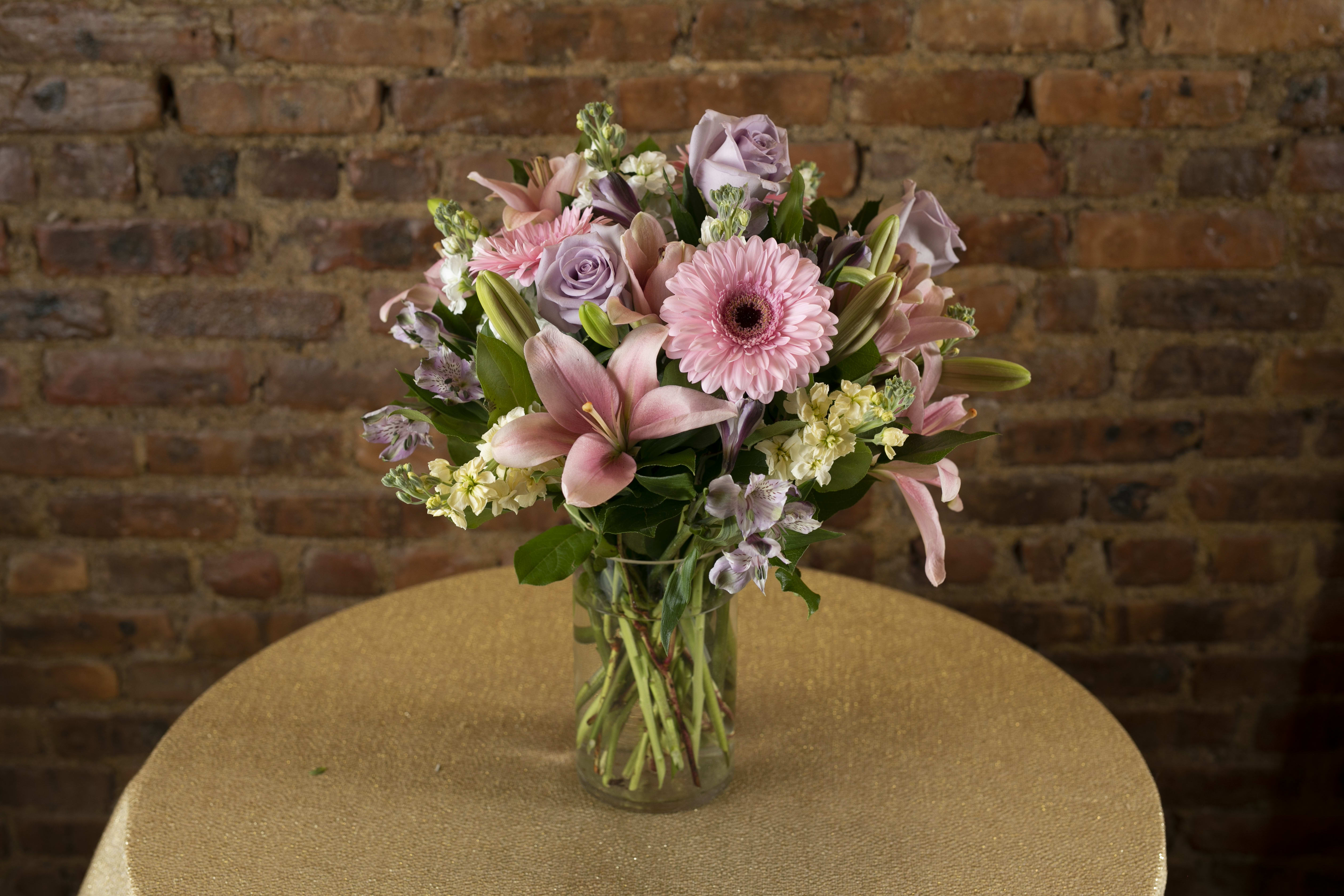 Pastel Party In Brooklyn Ny The Avenue J Florist