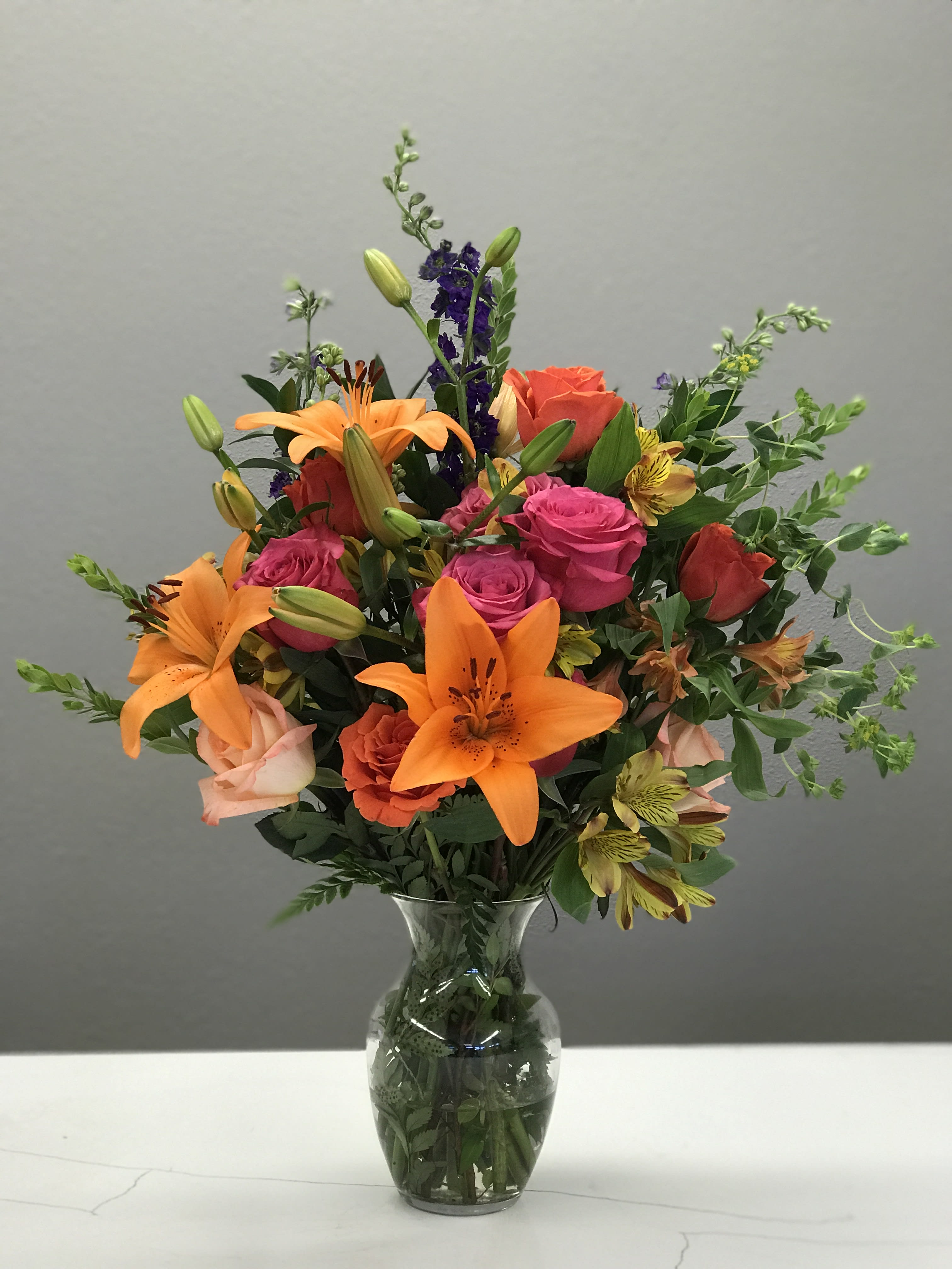 Fall Color Wheel In San Diego Ca Royal Flowers And Events