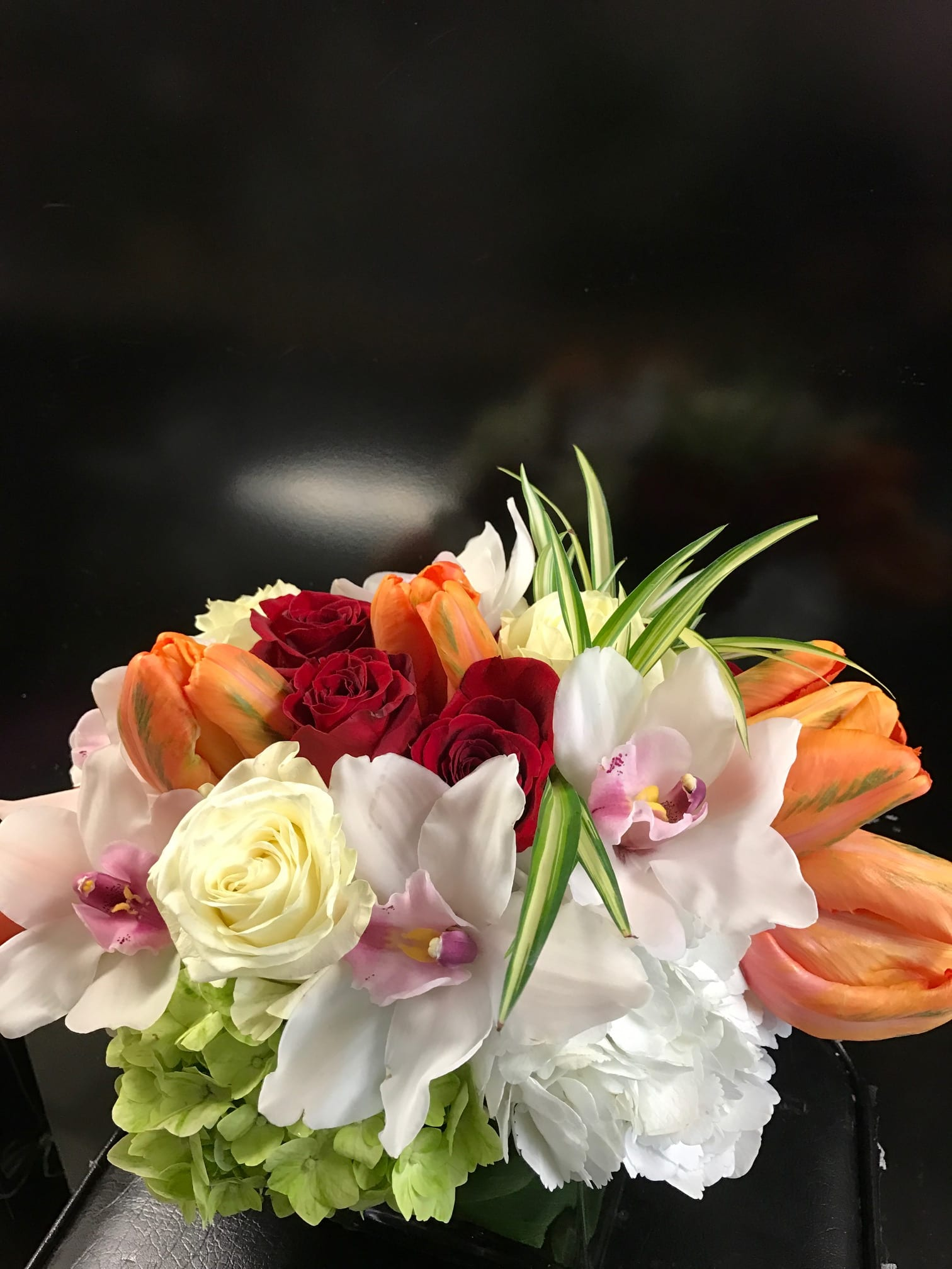 Roses Tulips And Orchids Oh My In San Francisco Ca The Floral Designer