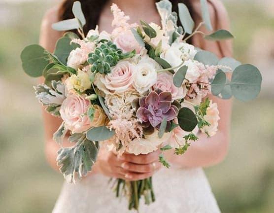 Bridal Bouquet For Wedding In Tucson Az Eric S Flower Market
