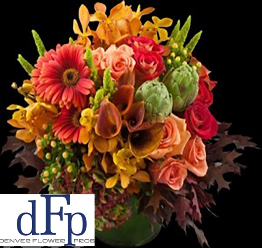 Premium Fall Market Arrangement By Denver Flower Pros