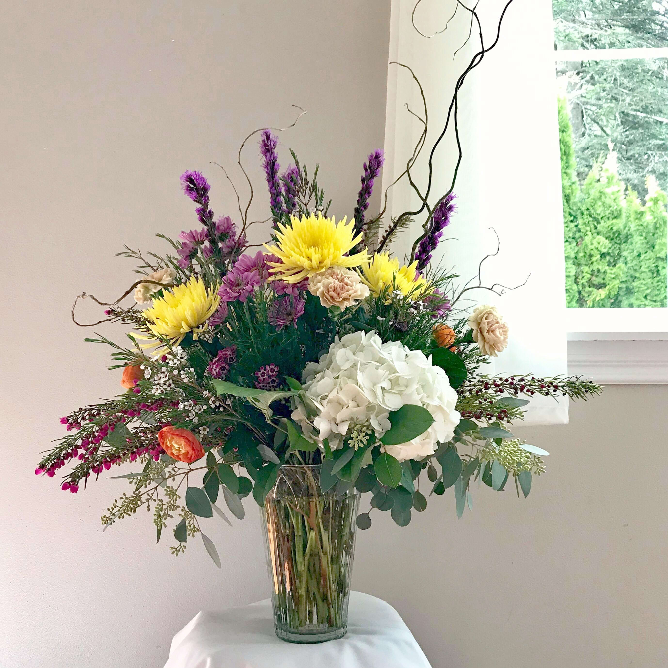 Luxury Flower Bouquet In Olympia Wa Specialty Floral Design