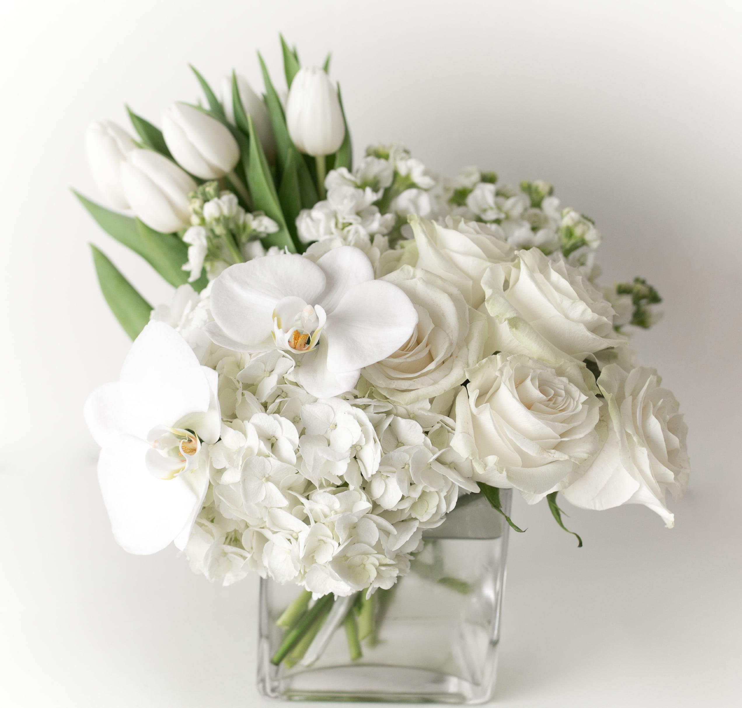 The White Garden In San Diego Ca San Diego Floral Design