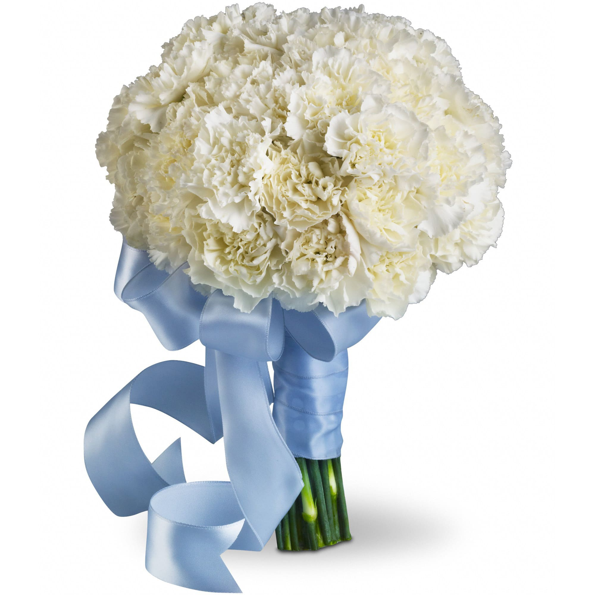 Sweet White Bouquet In Amityville Ny Southside Florist