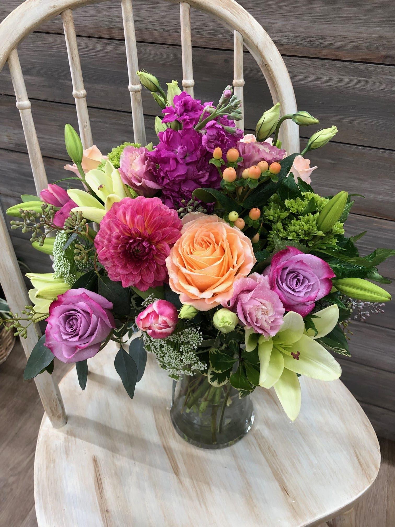 Garden Of Beauty Bouquet in Smyrna, GA | Floral Creations Florist