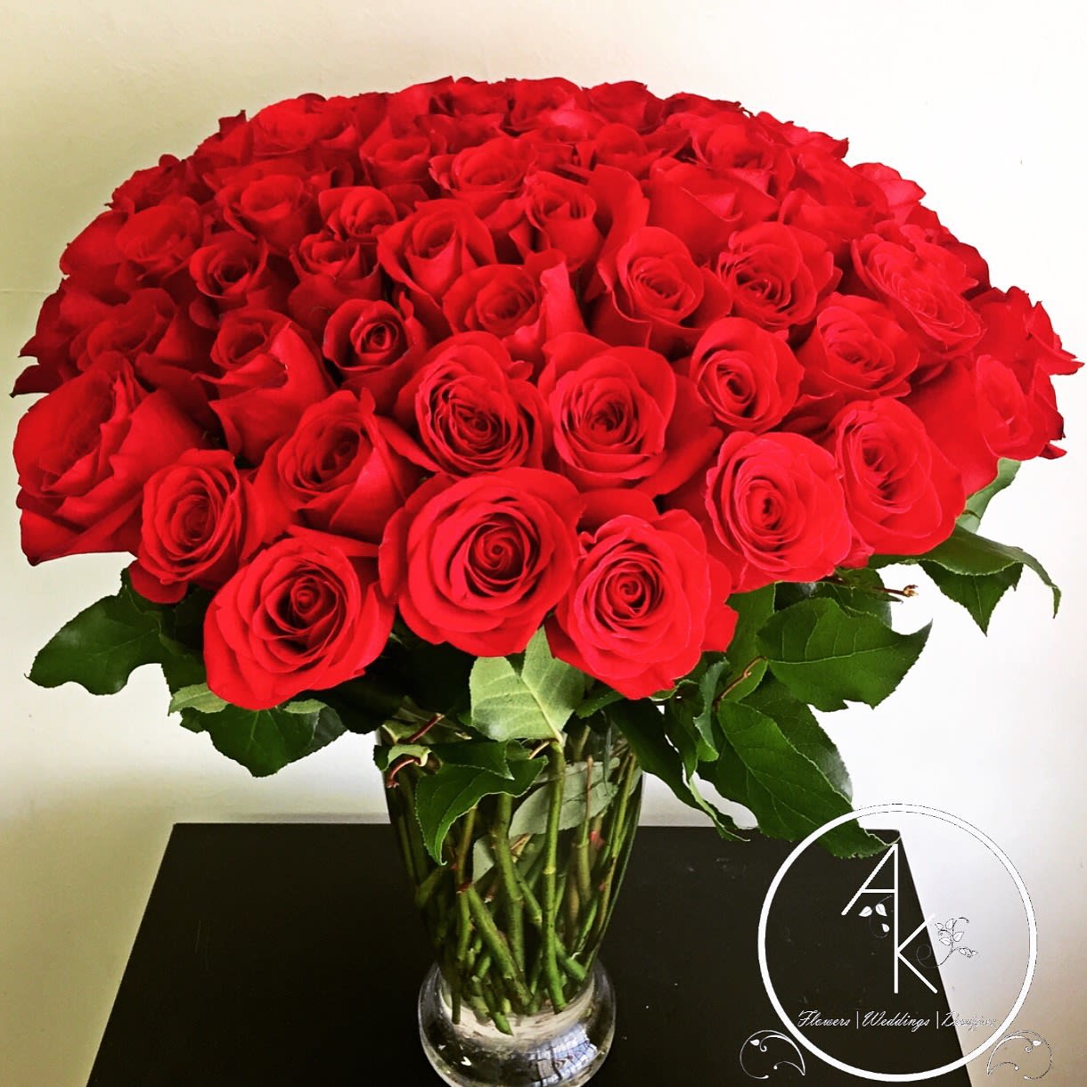 50 Rose Bouquet In Holloman Air Force Base Nm Ak Florist