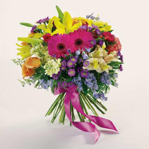 Cut Flower Bouquet In Westford Ma Floral Arts