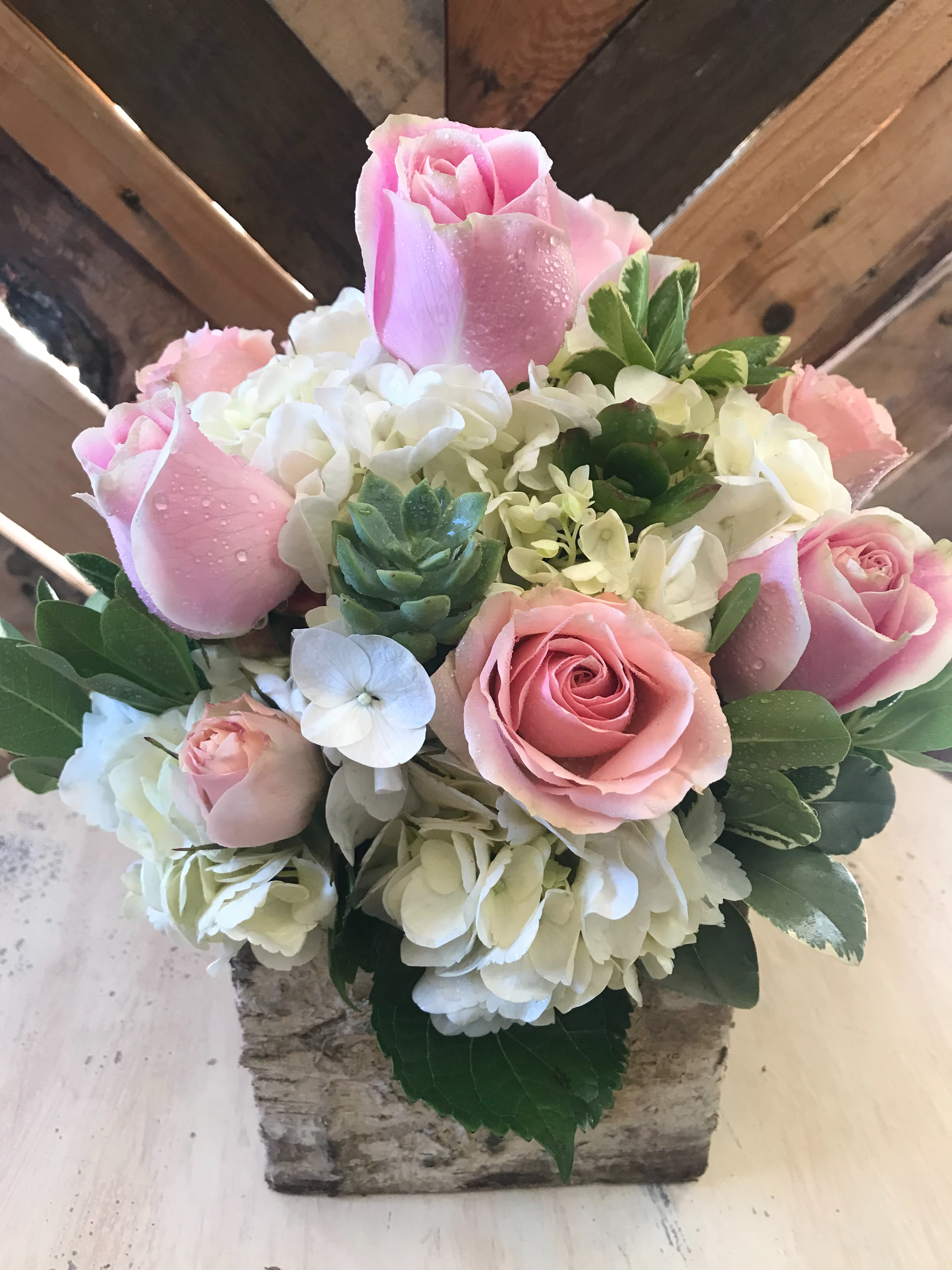 Vintage Garden By Bloomnation In Temecula Ca Simply Chic Flowers