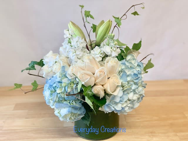 Beautiful Blue By Everyday Creations