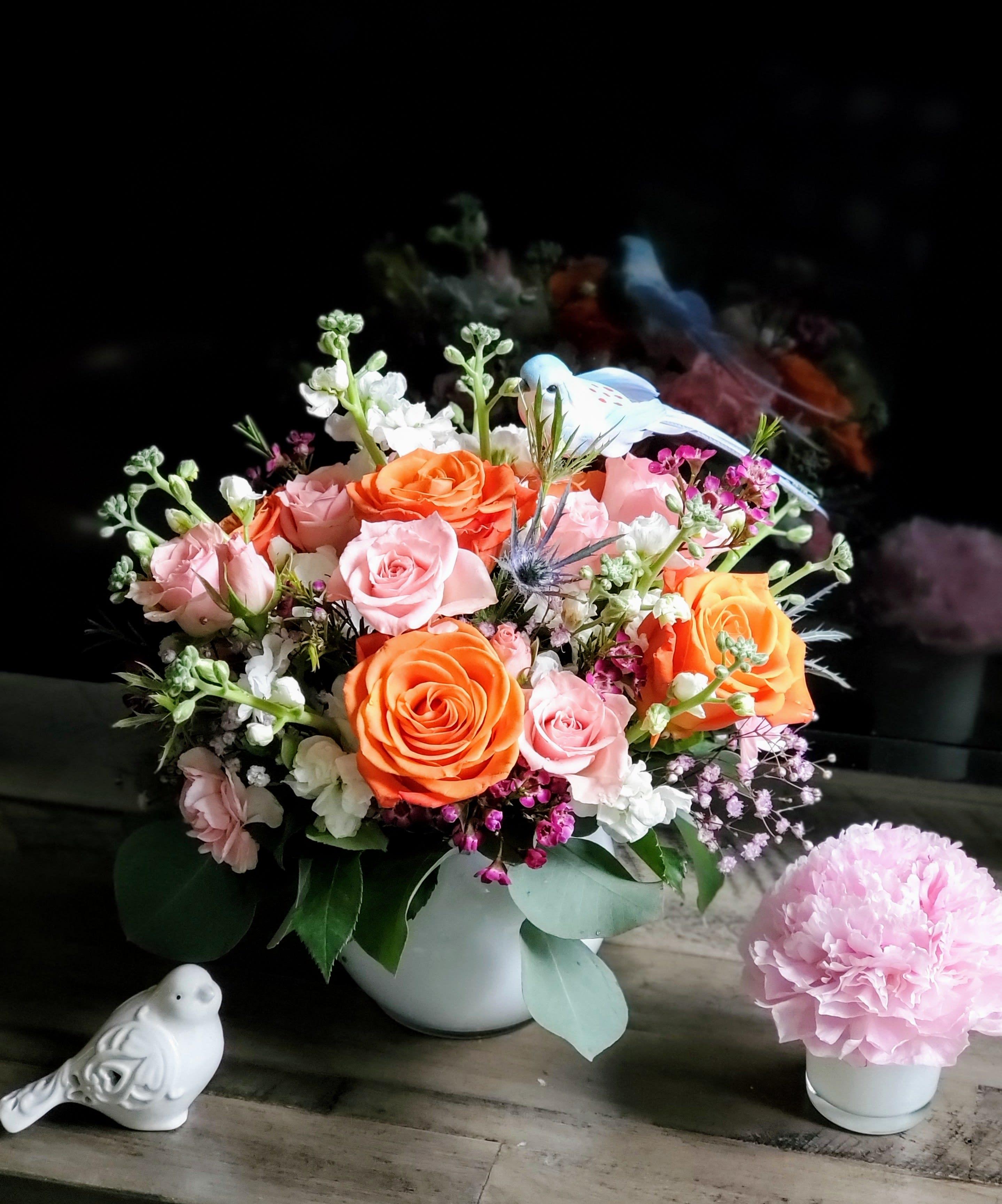 Mom S Rose Garden Bouquet In Germantown Md Jireh S Flowers