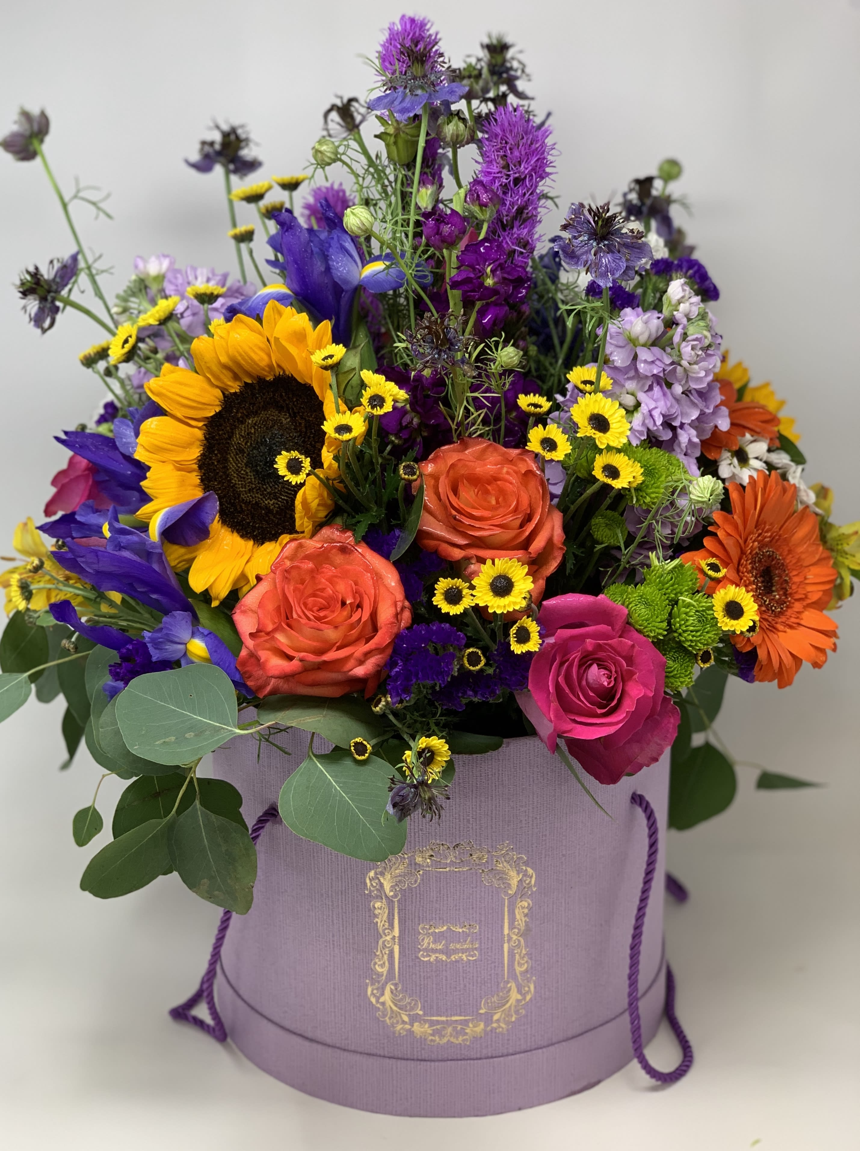 Box Full of Happiness in Los Angeles, CA   Highland Park Florist